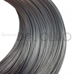 Alambre aluminio redondo