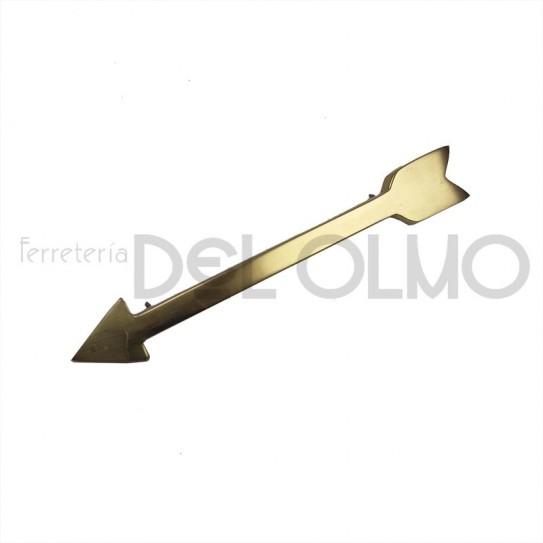 Flecha latón
