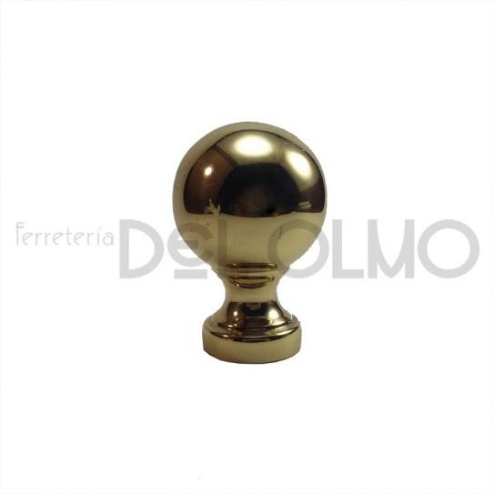 Bola con base para tubo