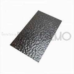 Chapa aluminio gofrada